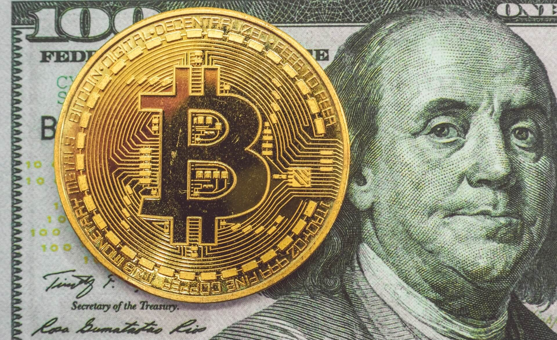 Bitcoin image for cryptocurrency blog