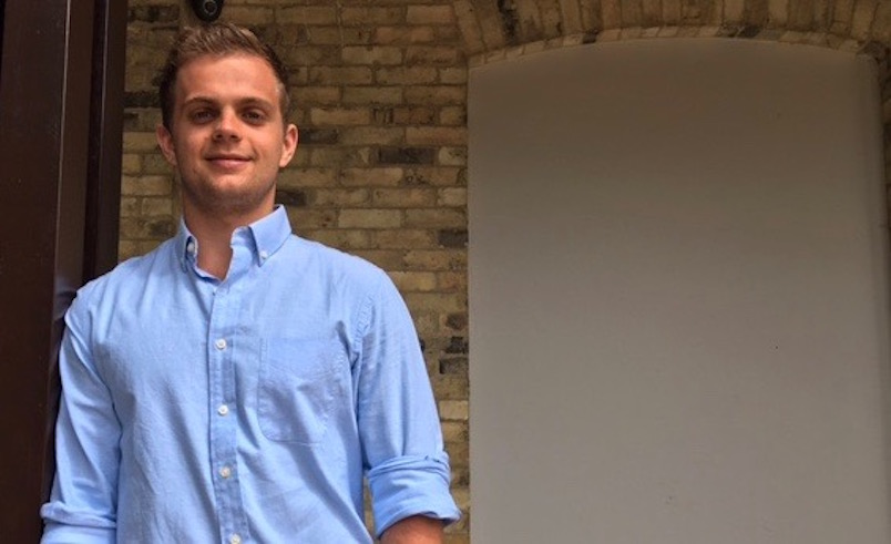 Callum McLaren-Stewart describes a day in the life of an Intern at Money Mover, an international payments platform.