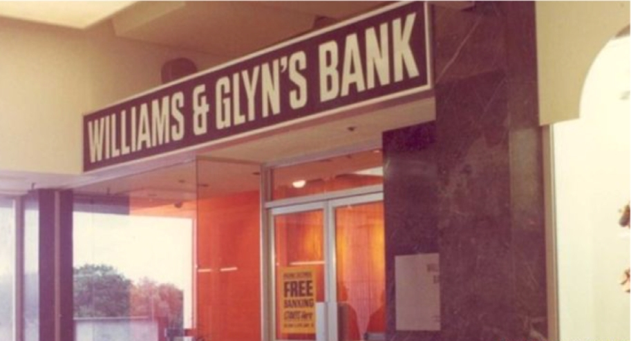 Williams and Glyn's Bank